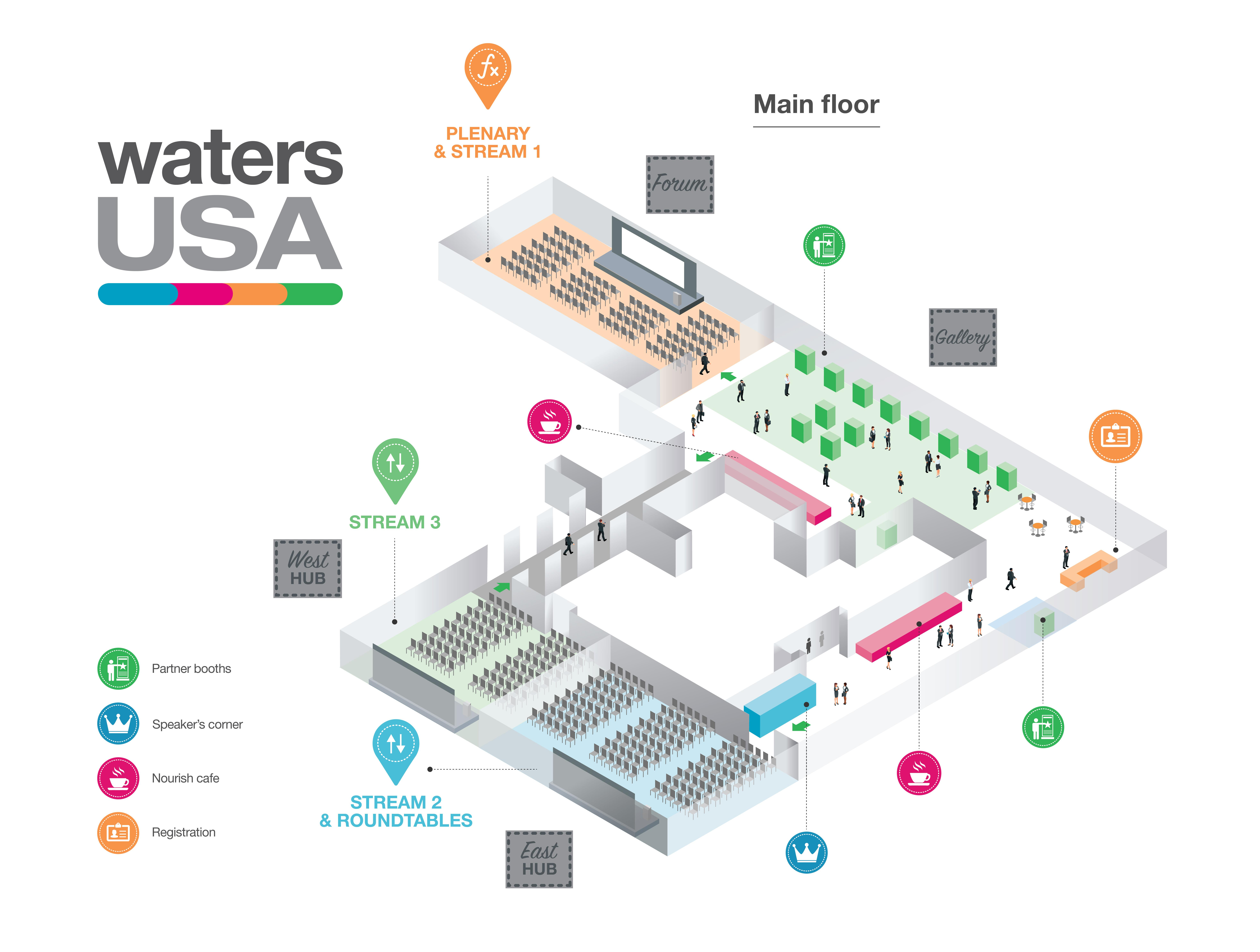 Waters USA floorplan 2019